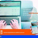 San Miguel recomienda la sede electrónica para trámites administrativos durante el estado de alarma