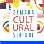 Stgo. del Teide organiza una Semana Cultural Virtual en tiempos de confinamiento