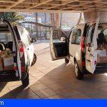 La Gomera refuerza la prevención con la distribución de material a supermercados y cooperativas