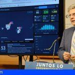 Canarias abre sus datos de COVID-19 a la ciudadanía