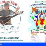 Granadilla pone en marcha un programa de animación cultural virtual para los más pequeños