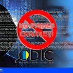 Canarias | ODIC: Cuidado con los falsos correos de sextorsión