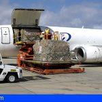 Aena ha operado más de 800 vuelos esenciales de rescate y de carga con material sanitario