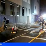 Bomberos de Tenerife extinguió tres incendios en inmuebles durante el fin de semana