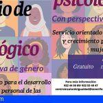 San Miguel sigue prestando servicio de apoyo psicológico con perspectiva de género