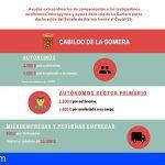 La Gomera abre el plazo de solicitud de las ayudas a autónomos, microempresas y pymes