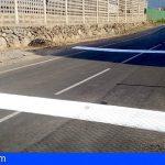 El PP de San Miguel solicita que se retiren los badenes instalados Oroteanda Baja y Guargacho