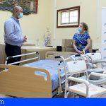 Granadilla aumenta el banco de préstamo ortopédico para personas dependientes