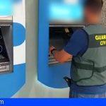 Nacional | Cinco detenidos por estafar más de 60.000€ en cajeros a personas mayores