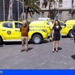 Tenerife suma 40 operarios más a la campaña contra incendios