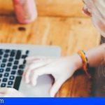 Unos 400 jóvenes de Tenerife utilizan los nuevos servicios de información online del Cabildo