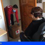 Cruz Roja en Canarias atiende a 86.104 personas vulnerables ante el COVID-19