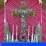 Stgo. del Teide | José M. Hernández, ganador del concurso virtual de cruces adornadas
