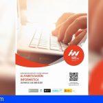 Adeje Impulsa ofrece tres cursos para personas en situación de desempleo