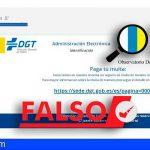 Canarias | ODIC: El falso Email que suplanta a la DGT