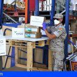 La Fundación DISA reparte en Canarias más de 64.000 equipos de protección