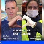 Danone Canarias dona 10.000 kilos de yogur para apoyar a los colectivos vulnerables