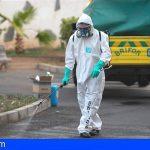 Tenerife | BRIFOR colabora en la desinfección biológica de espacios públicos frente al Covid19