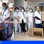 Tenerife | La Asociación de Prejubilados de CajaCanarias cede 30 televisores al Hospital Vithas
