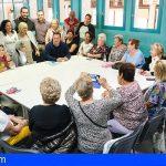 Arona ofrece estimulación cognitiva a mayores para prevenir demencias y problemas por el confinamiento
