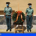 Tenerife | La Guardia Civil conmemoró el 176 aniversario de su fundación con un acto simbólico