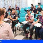 Juventud de Arona retoma la formación y los talleres a través de redes sociales
