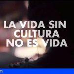 Manuel Carrasco apoya a la Industria Musical Canaria «la vida sin cultura no es vida»