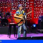 Más de 42.000 personas conectaron con el concierto virtual de Gran Canaria para celebrar el Día de Canarias