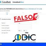 """La ODIC detecta una campaña de phishing suplantando a la entidad bancaria """"La Caixa"""""""