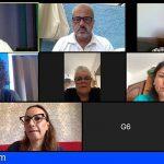 Camareras de pisos de Canarias trasladaron sus demandas a socialistas en el Senado