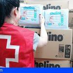Cruz Roja atenderá en Canarias las necesidades básicas de 1.400 menores en dificultad social