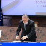 Canarias aprueba el Pacto para la Reactivación Social y Económica