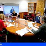 FEPECO respalda el pacto de reconstrucción del Gobierno de Canarias