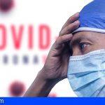 Intersindical Canaria pide se reconozca el COVID-19 como enfermedad profesional en el ámbito sanitario