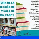 Guía de Isora reabre la Biblioteca Municipal para préstamo de libros y sala de lectura en cumplimiento de la Fase 1