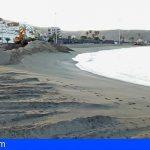 Arona establece las medidas para abrir sus playas a partir del lunes