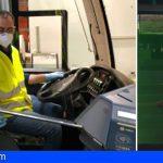 TITSA implementa nuevas medidas de seguridad en toda su red de guaguas