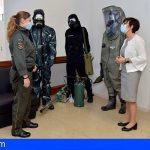 """La Guardia Civil cuenta con casi 3.000 efectivos con sistema """"Nuclear, Radiológica, Biológica y Química"""""""