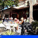 Stgo. del Teide no cobrará la tasa de sillas y mesas en la vía pública hasta finalizar el estado de alarma