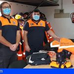 Protección Civil de San Miguel recibe una nueva dotación de uniformes