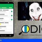 Una mujer del sur de Tenerife alertó de un vídeo violento al ODIC que llega a los niños a través de Whatsapp
