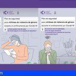 El confinamiento eleva un 33% en las llamadas de emergencia por violencia de género al 1-1-2
