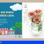 Guía de Isora lanza una nueva campaña de apoyo al Comercio Local