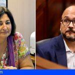 El presidente de Canarias acepta el cese a petición propia de la consejera de Educación