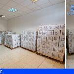 Dos detenidos en Tenerife por estafar 25.000€ en productos de alimentación