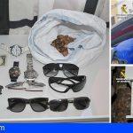 Se hacían pasar por turistas para robar en los miradores del Teide, Vilaflor, Stgo. del Teide y Masca