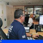 Tenerife concentra más del 41% de los incidentes coordinados por el 1-1-2 durante sus 22 años