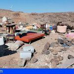 Arico | Abren un expediente sancionador al camping de Montaña de Abades por vertido de residuos