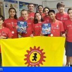 Tenerife Sur | Aldeatrón Robotix, campeones del mundo en el torneo internacional de la First Lego League