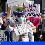 CC-PNC Tenerife denuncia su expulsión del PCTT como represalia por el 'caso Ansina'
